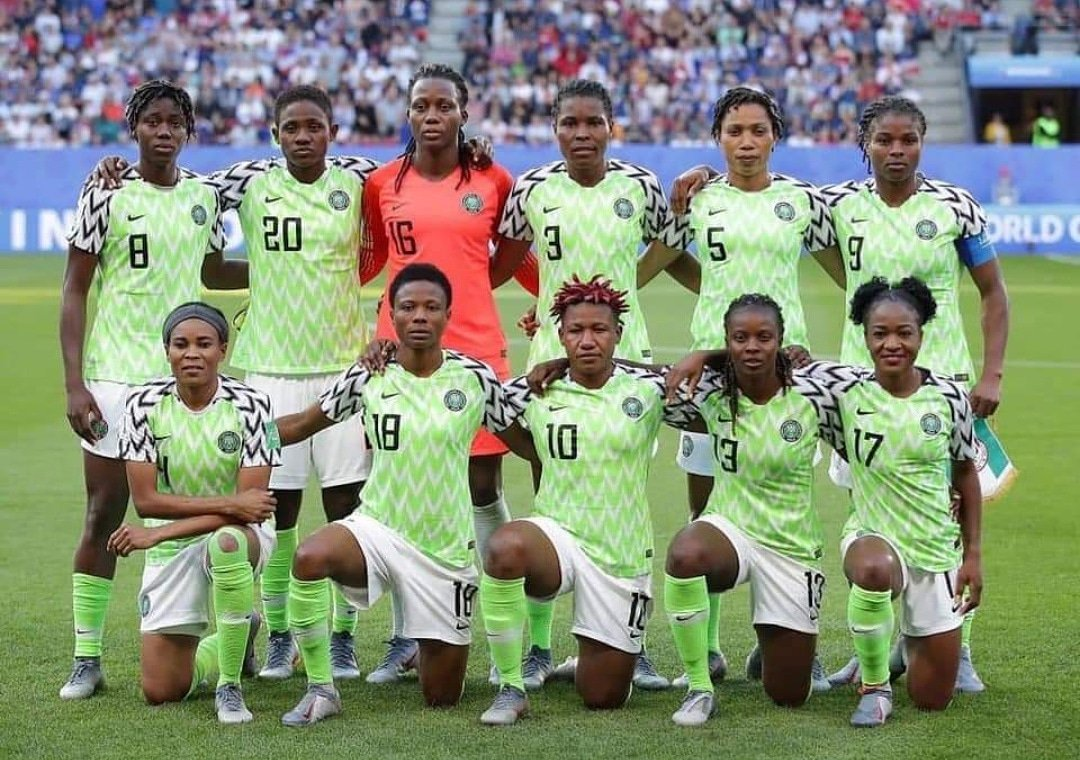 Oparanozie, Nnadozie Proud Of Super Falcons' Showing In Defeat To France