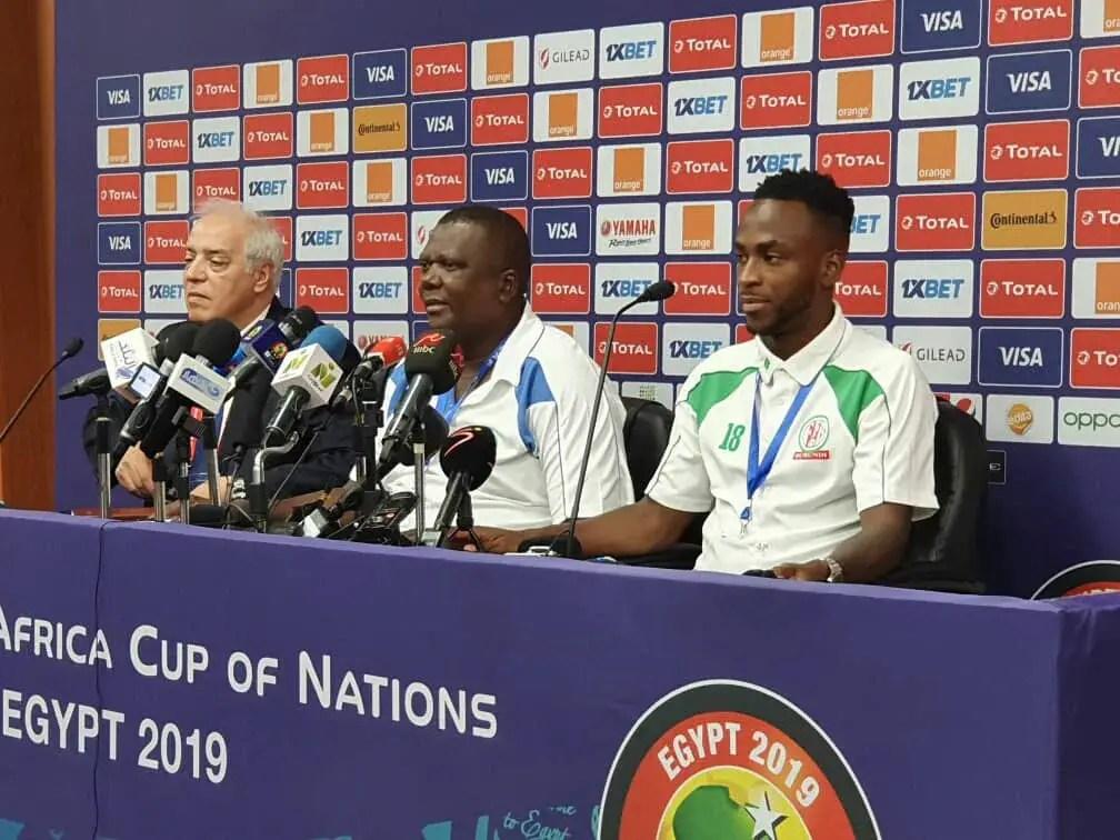 Berahino:  Burundi Have No Fear For Super Eagles