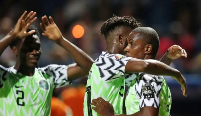Eagles' Starting Lineup Vs Guinea: Mikel,  Troost-Ekong, Chukwueze Dropped;   Balogun, Musa, Simon In