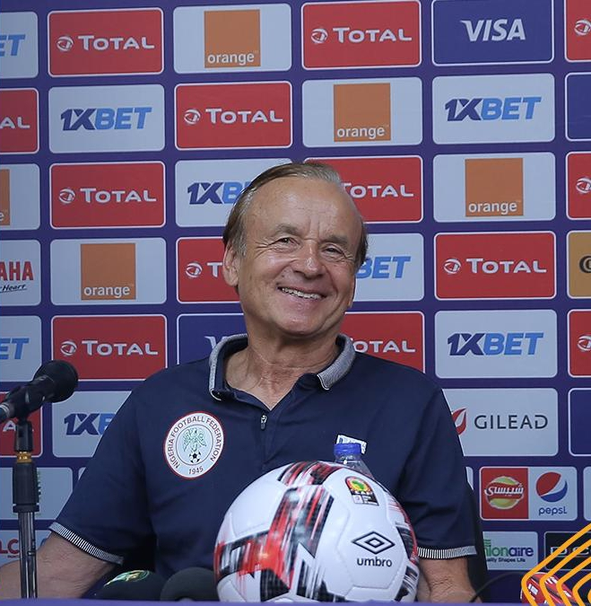 AFCON 2019: Rohr Pleased With Eagles' Winning Start Against Burundi