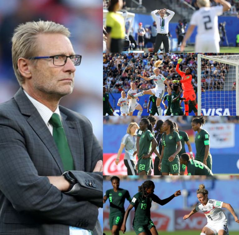 Dennerby: Super Falcons Showed The World  Nigeria's  Great Potential