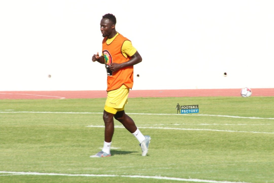Naby Keita Trains Harder, Eager To Boost Guinea's Starting-11 Against Super Eagles
