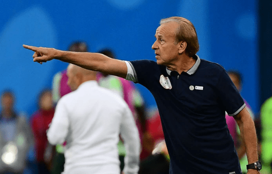 Rohr: Madagascar Will Be Tough; Expect Changes For Eagles' Victory