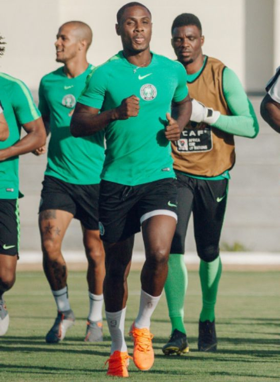 Rohr: Ighalo Will Start For Super Eagles Against Guinea