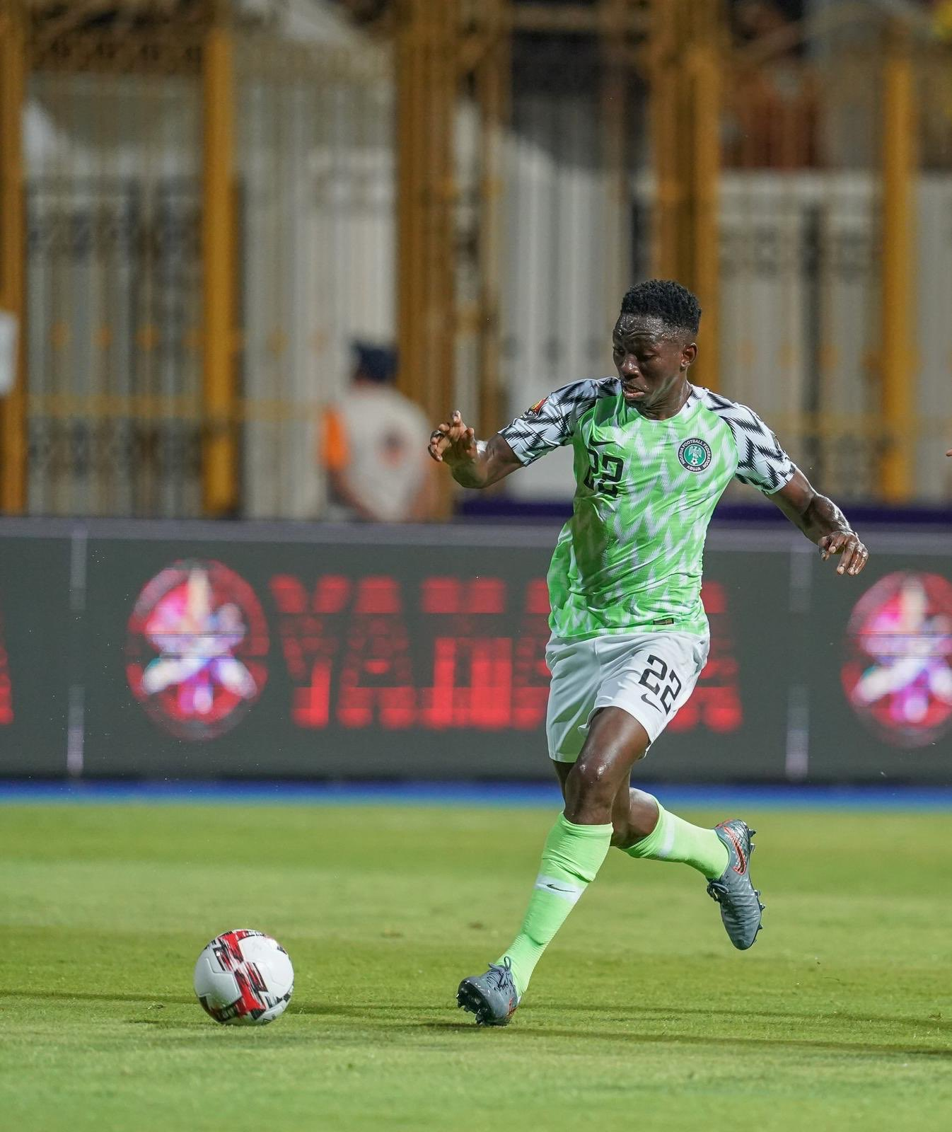 Omeruo: 'I'm Pleased To Score Against Guinea, Victory Will Motivate Eagles'