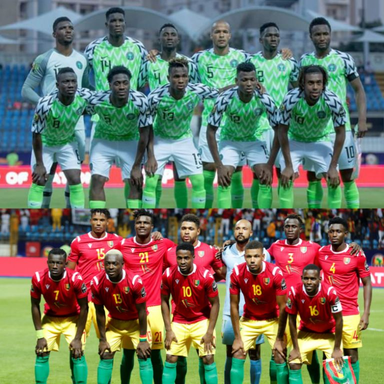 AFCON 2019: Super Eagles Seek Second Round Spot In Crack Group B Match Vs Guinea