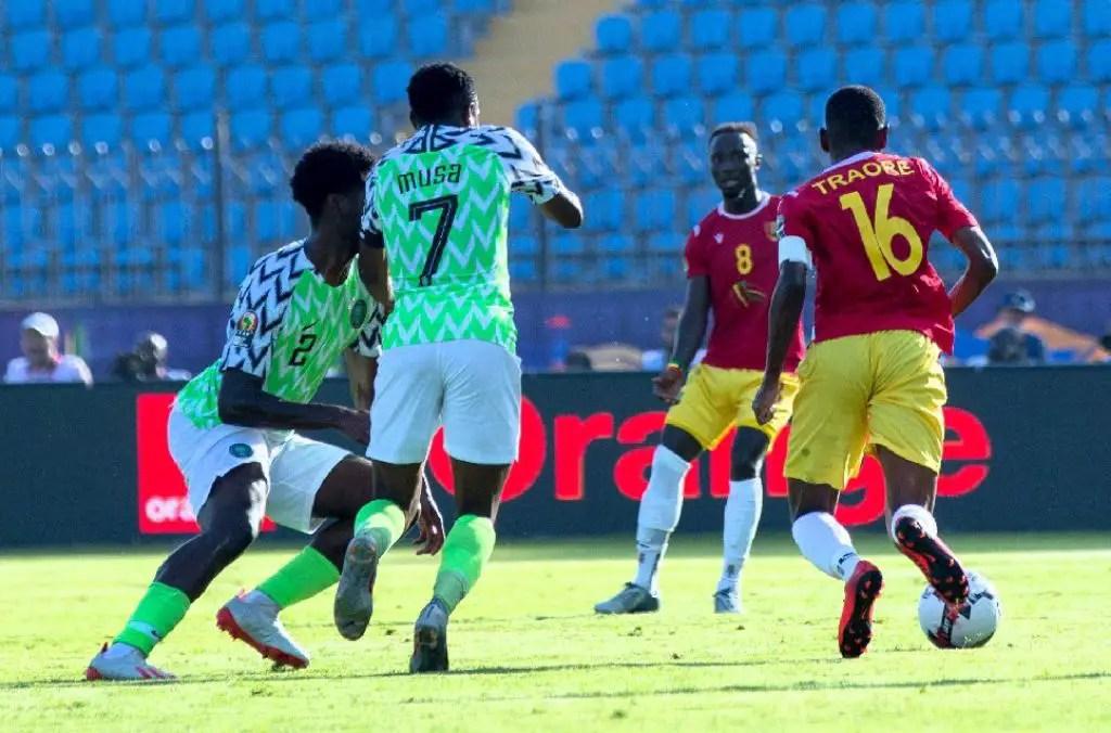 Keita: 'It Wasn't Guinea's Day Vs Nigeria, We'll Fight Till The End'