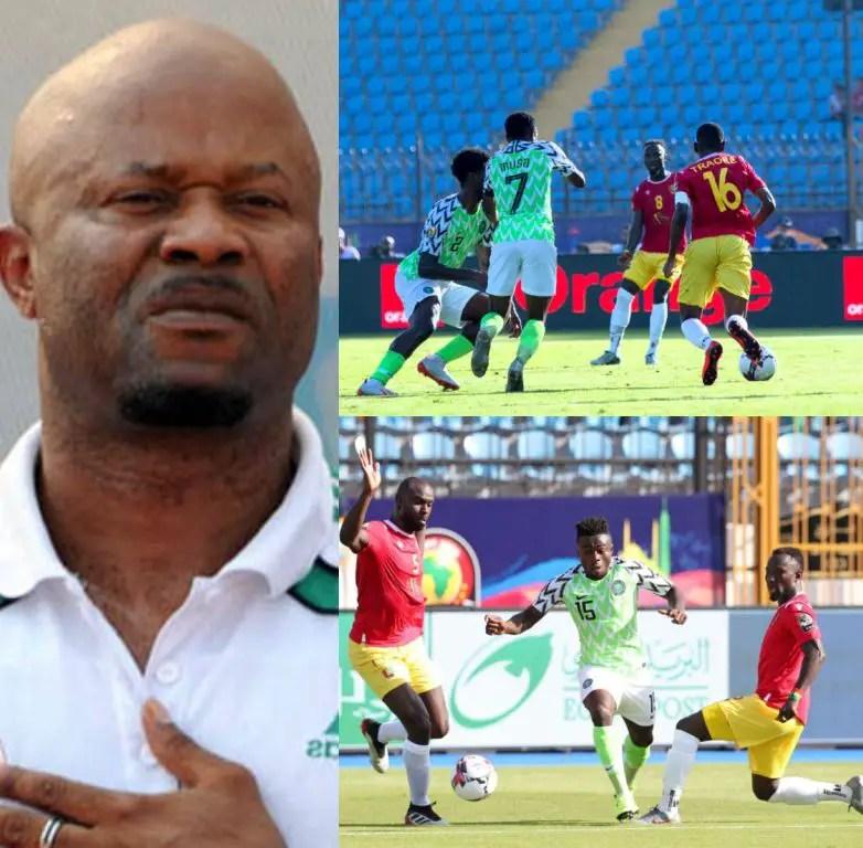 Iroha: Eagles Won Convincingly Vs Guinea, Burundi; Will Score More Goals