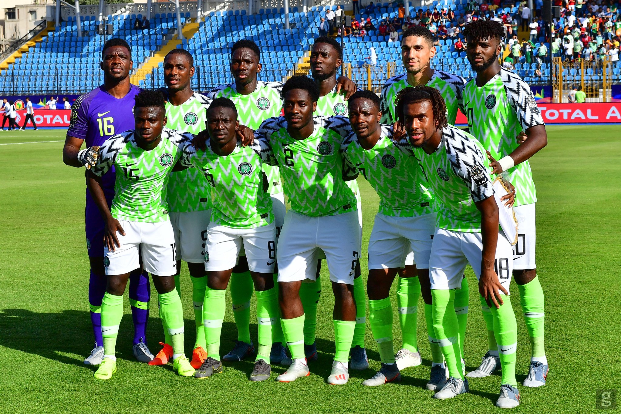 Ikhana: Eagles Must Improve On Goal Scoring In Next AFCON 2019 Game