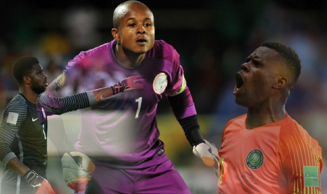 Ezenwa: 'Nigeria Come First, I Support Whoever is Eagles' 1st-choice Goalkeeper'