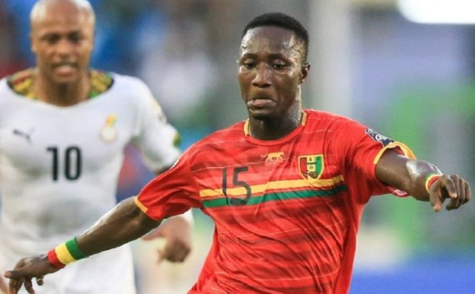 Keita: Guinea Must Be Aggressive Against Super Eagles