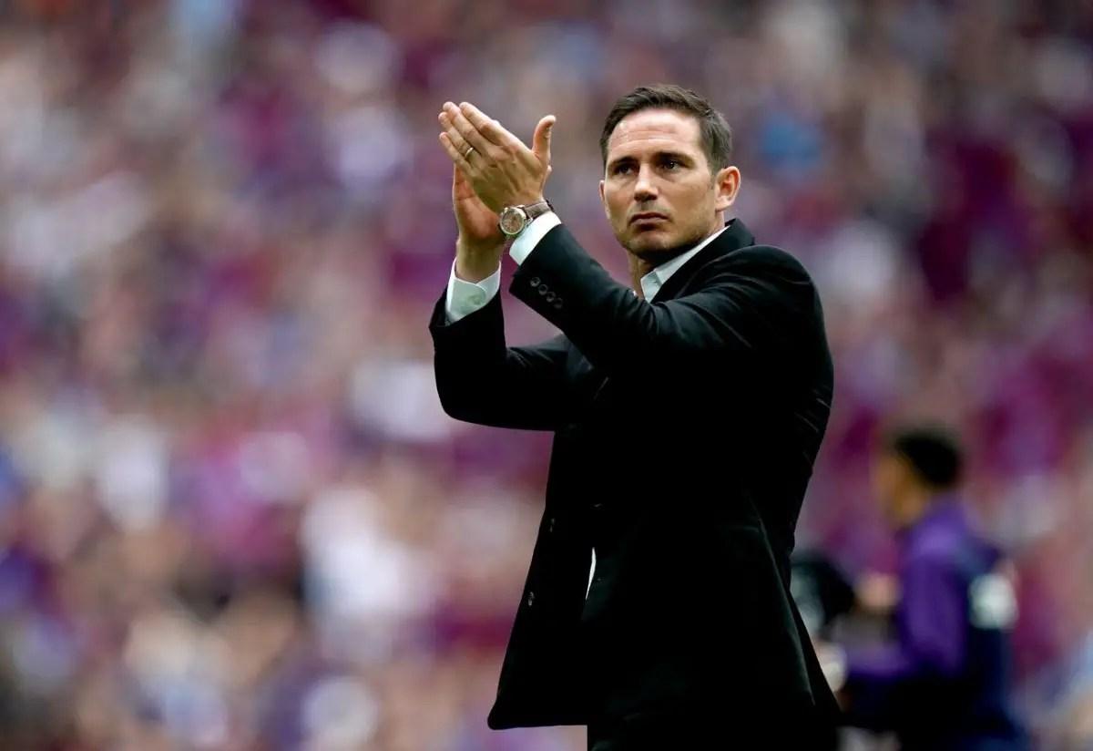 Blues 'Open Talks' With Lampard
