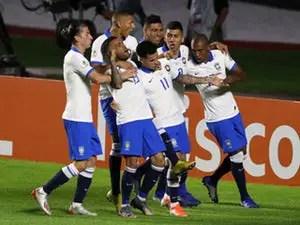 Brazil Open 2019 Copa America With Win Vs Bolivia