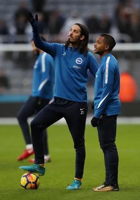 Brighton Defender Hoping To Return