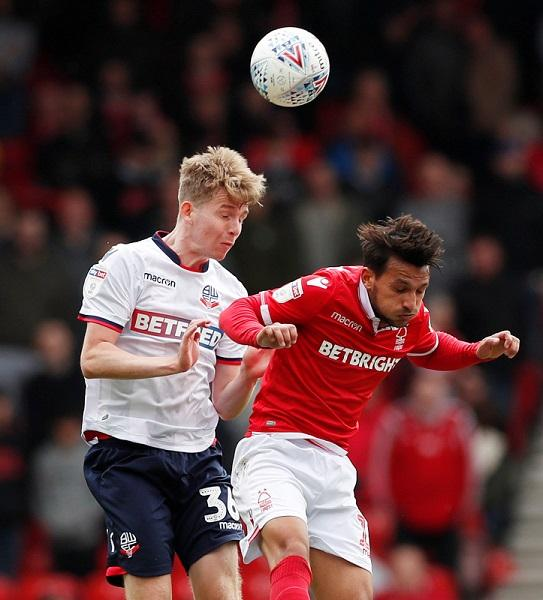 Burnley Want Bolton Youngster