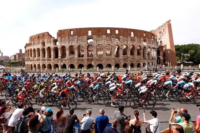 Carapaz Ecstatic After Giro D'Italia Win