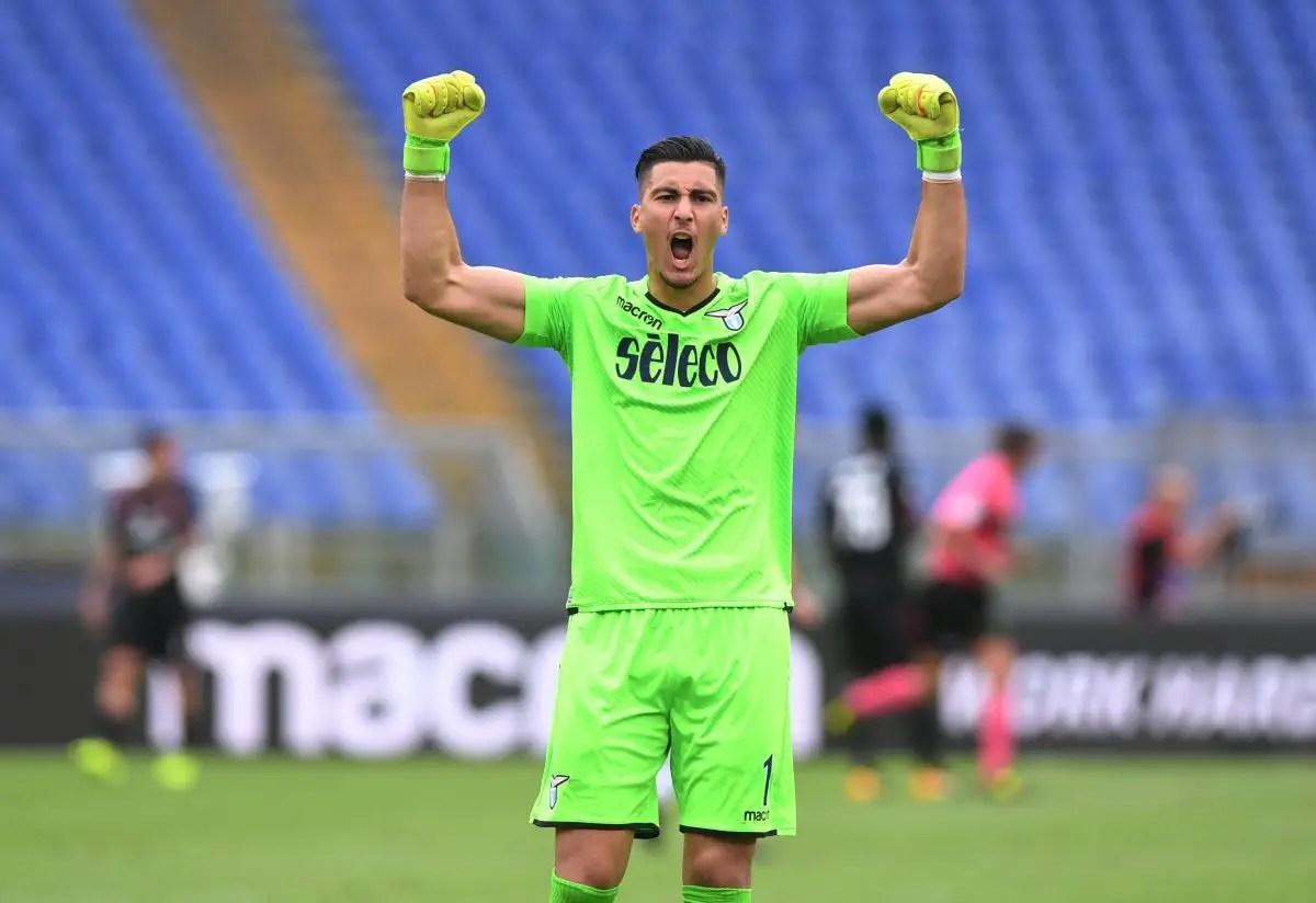 Gunners Target Serie A Keeper