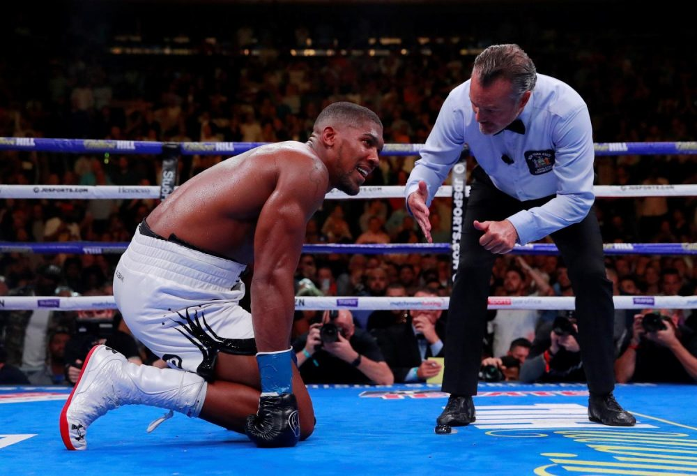Joshua – I Am To Blame For Ruiz Jr Defeat