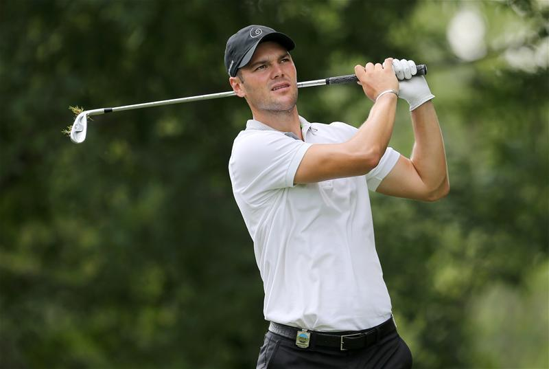Kaymer Storms Into BMW Lead