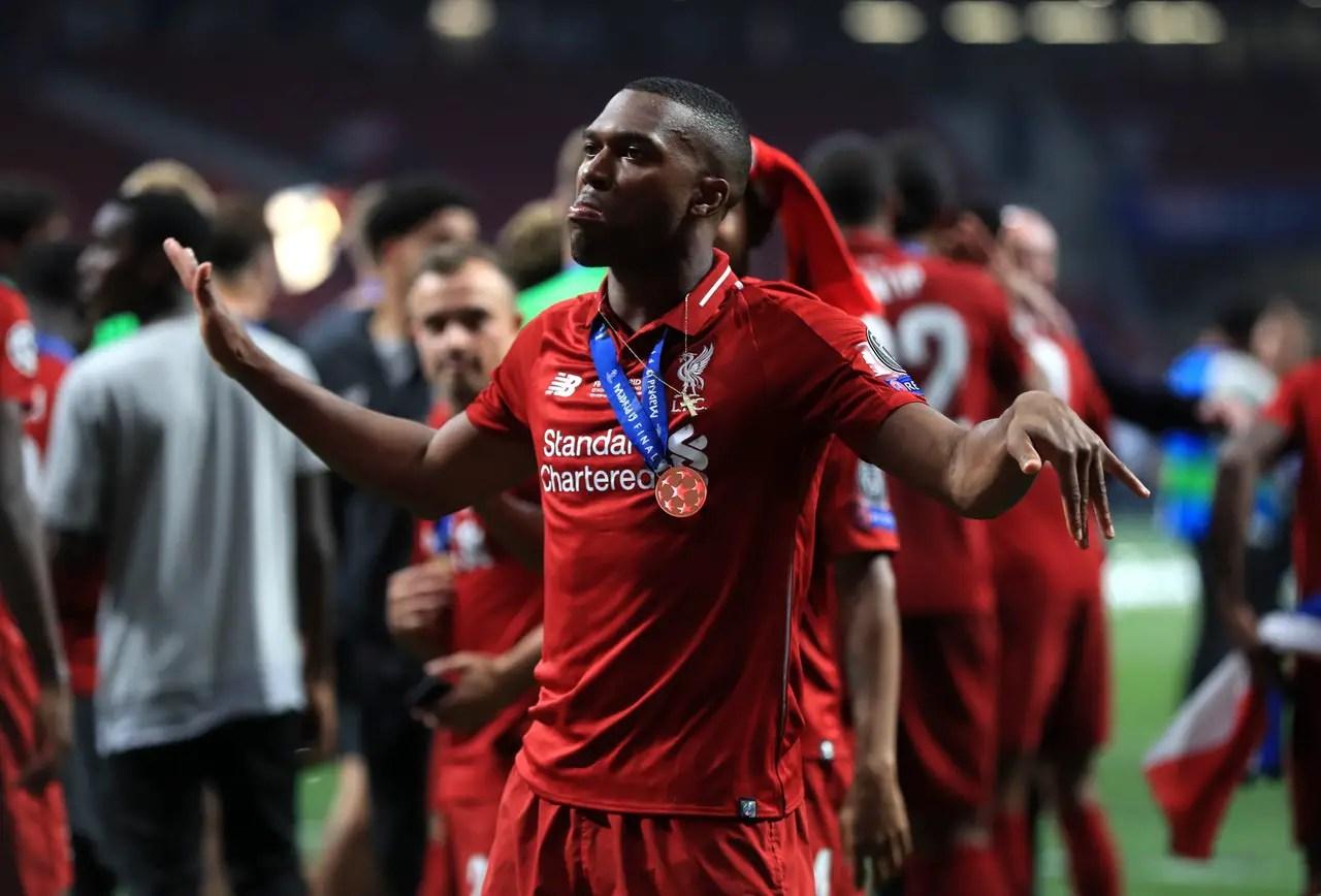 Liverpool Confirm Sturridge And Moreno Departures