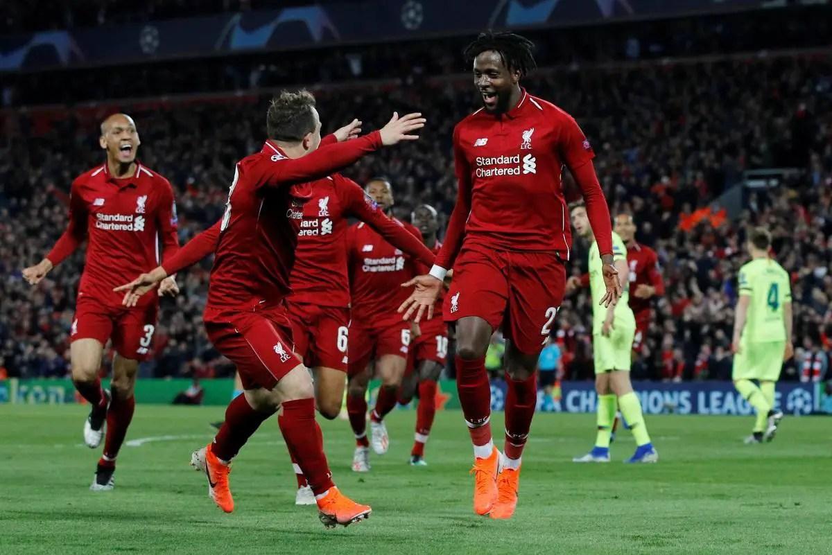 Origi Won't Talk About Liverpool Future