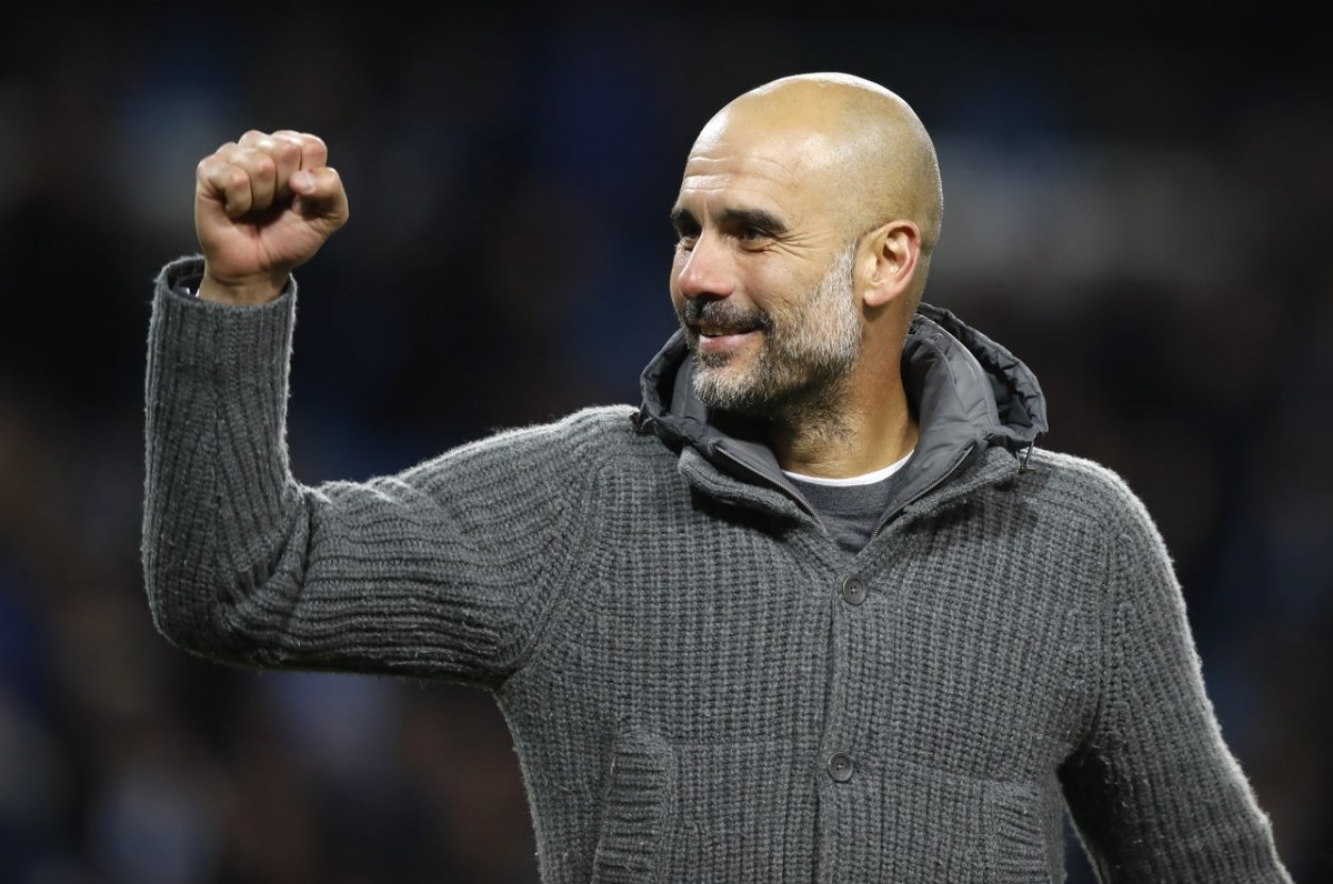 Pep Rules Out Taking City Break