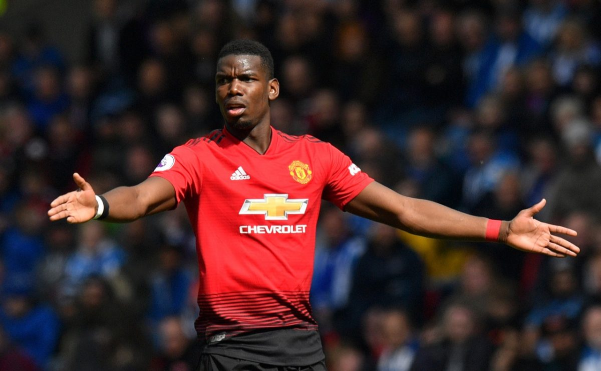 Pogba Casts Doubt On Reds Future