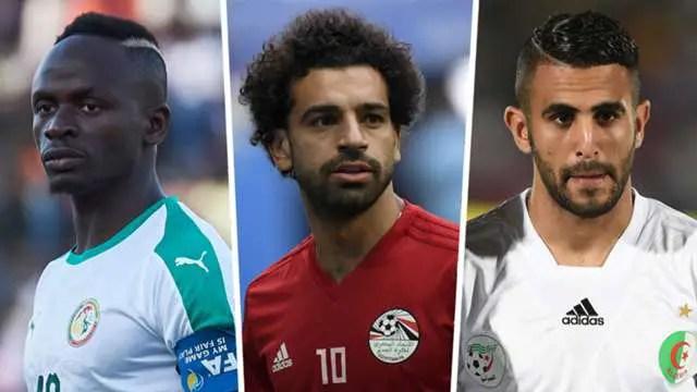 Premier League Stars On AFCON Duty