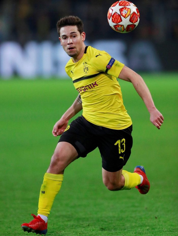 Spanish Giants Hold Talks With Dortmund
