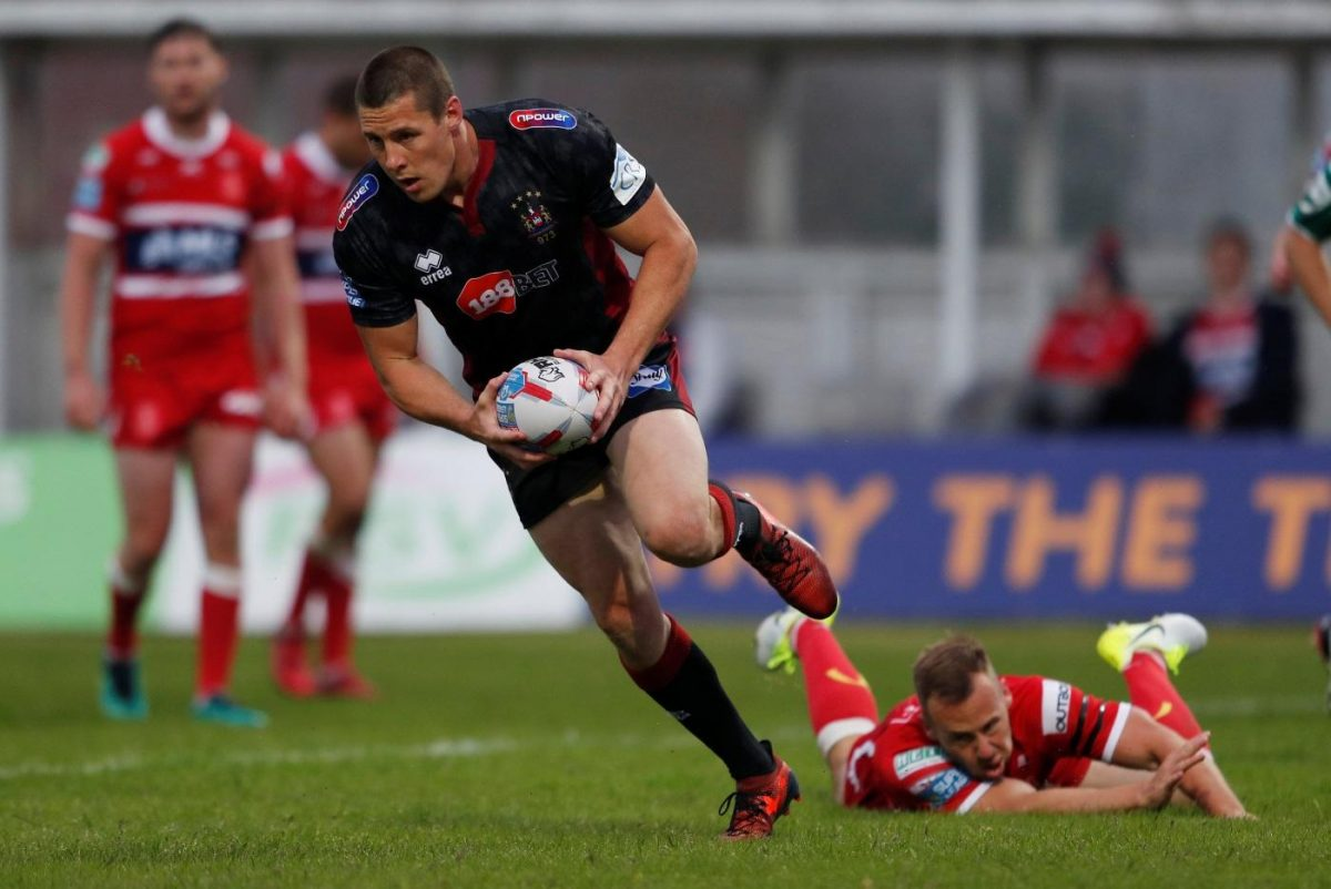 Tomkins Wants Positive End To Week