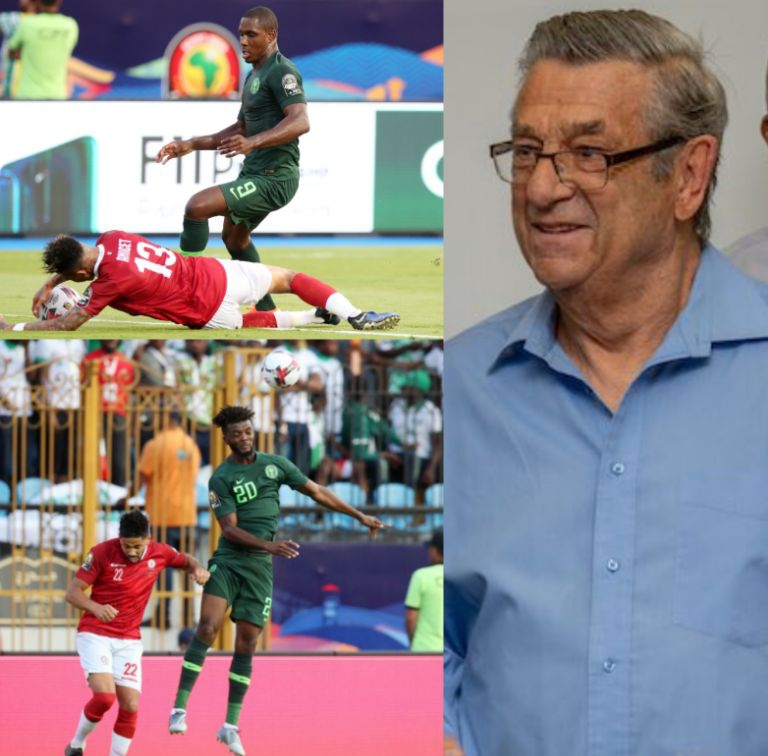 Westerhof: Super Eagles' 2-0 Loss To 'Unknown Madagascar' Disgraceful