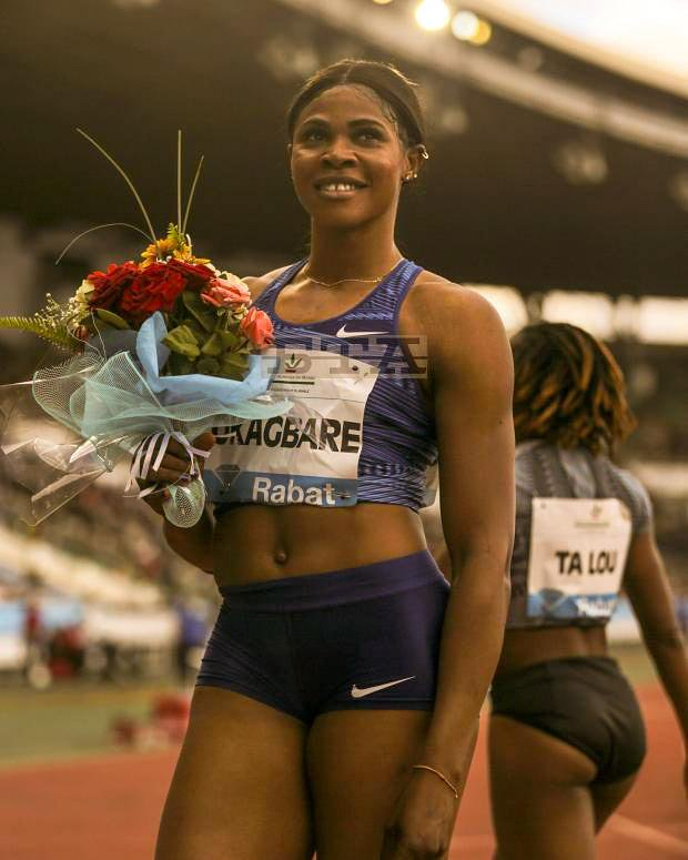 Okagbare: It's An Honour To Represent Africa