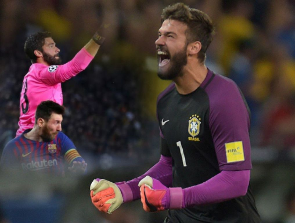 Brazil Goalie Alisson Eager To Stop Messi & Co In Copa America Semis