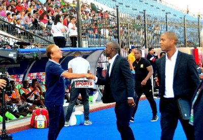 clarence-seedorf-gernot-rohr-indomitable-lions-super-eagles-cameroon--nigeria-afcon-2019-africa-cup-of-nations-egypt-2019