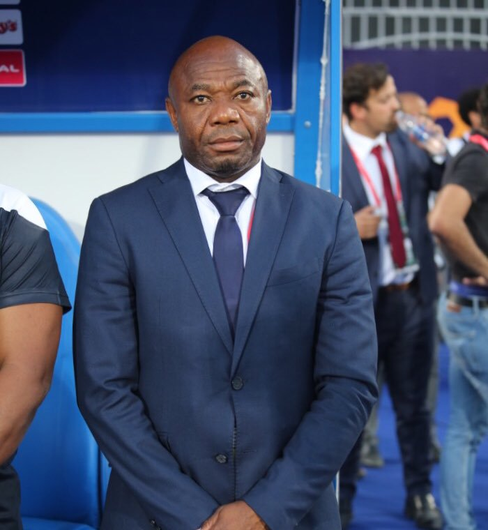 Amuneke Still In Tanzania  After Contract Termination; TFF Yet To Pay Coach Salary Arrear, Other Entitlements