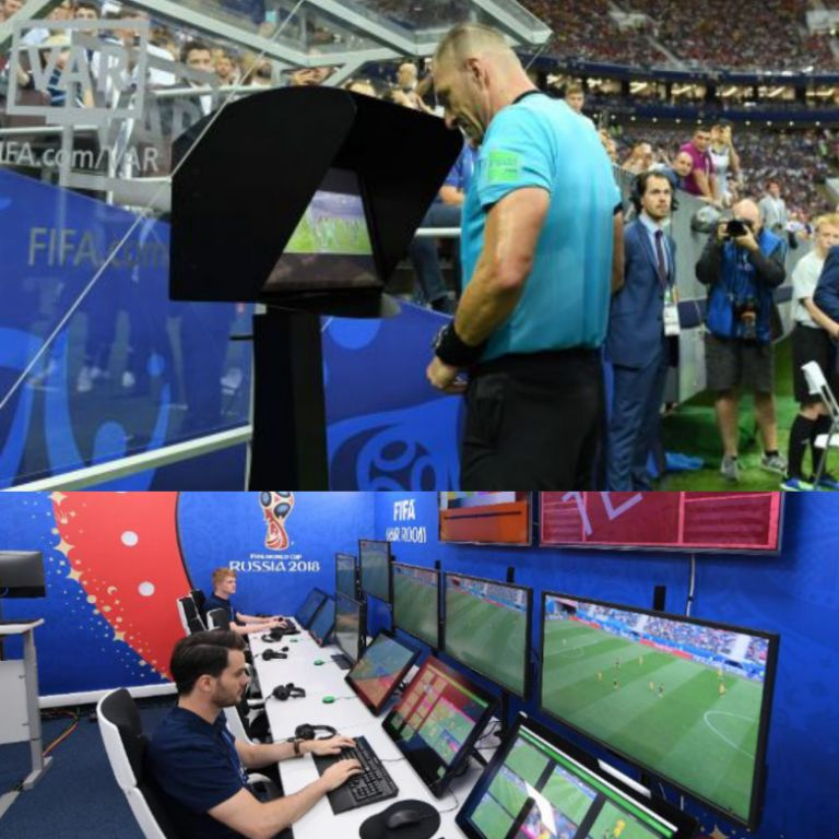VAR Confirmed For Nigeria Vs South Africa AFCON 2019 Q-Final Clash