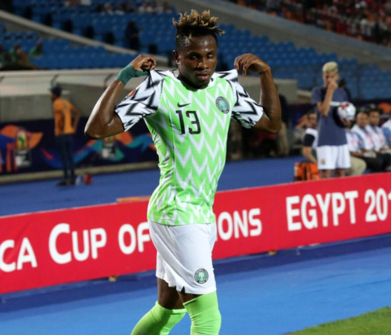 Chukwueze Named Man Of The Match In Super Eagles' Win Vs South Africa