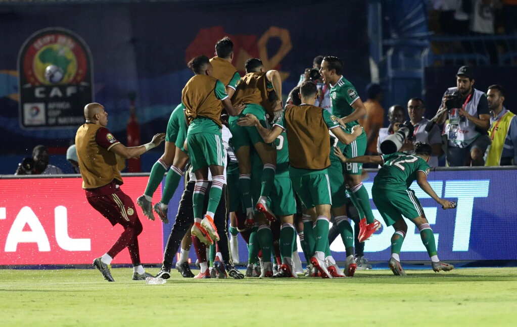 AFCON 2019: Algeria Pip CIV 4-3 On Penalties, Face Nigeria In Semis; Senegal, Tunisia Clash