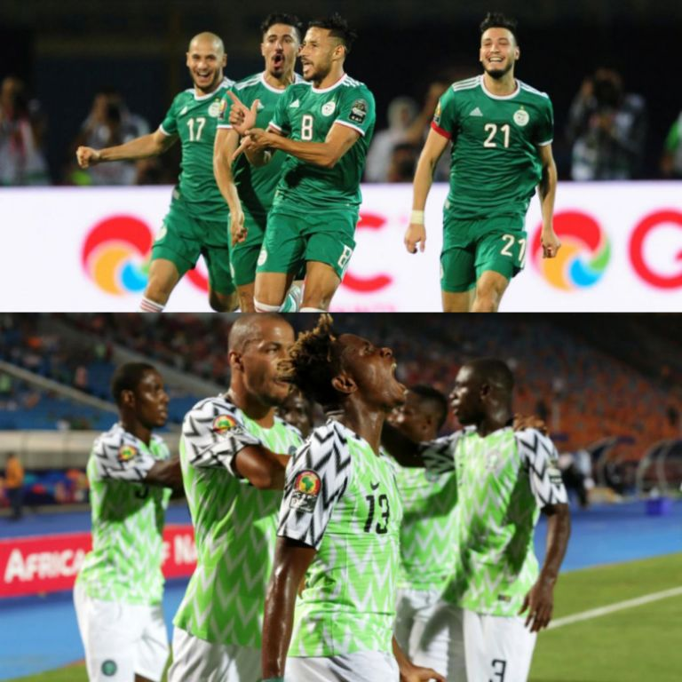 Westerhof: Algeria Not Strong Enough To Stop Super Eagles