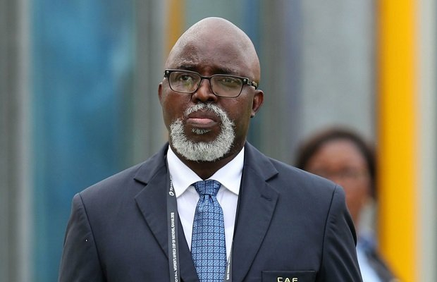 Bility: Nigerians Should Be Proud Of  Symbol Of CAF Unity Pinnick
