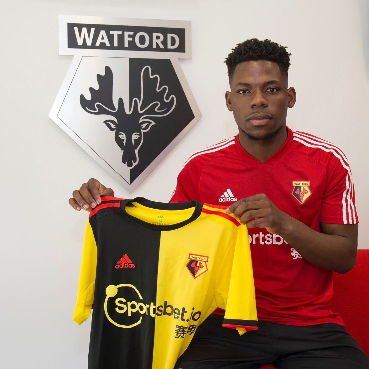 Dele-Bashiru Joins Watford As Free Agent On Six-Year Deal