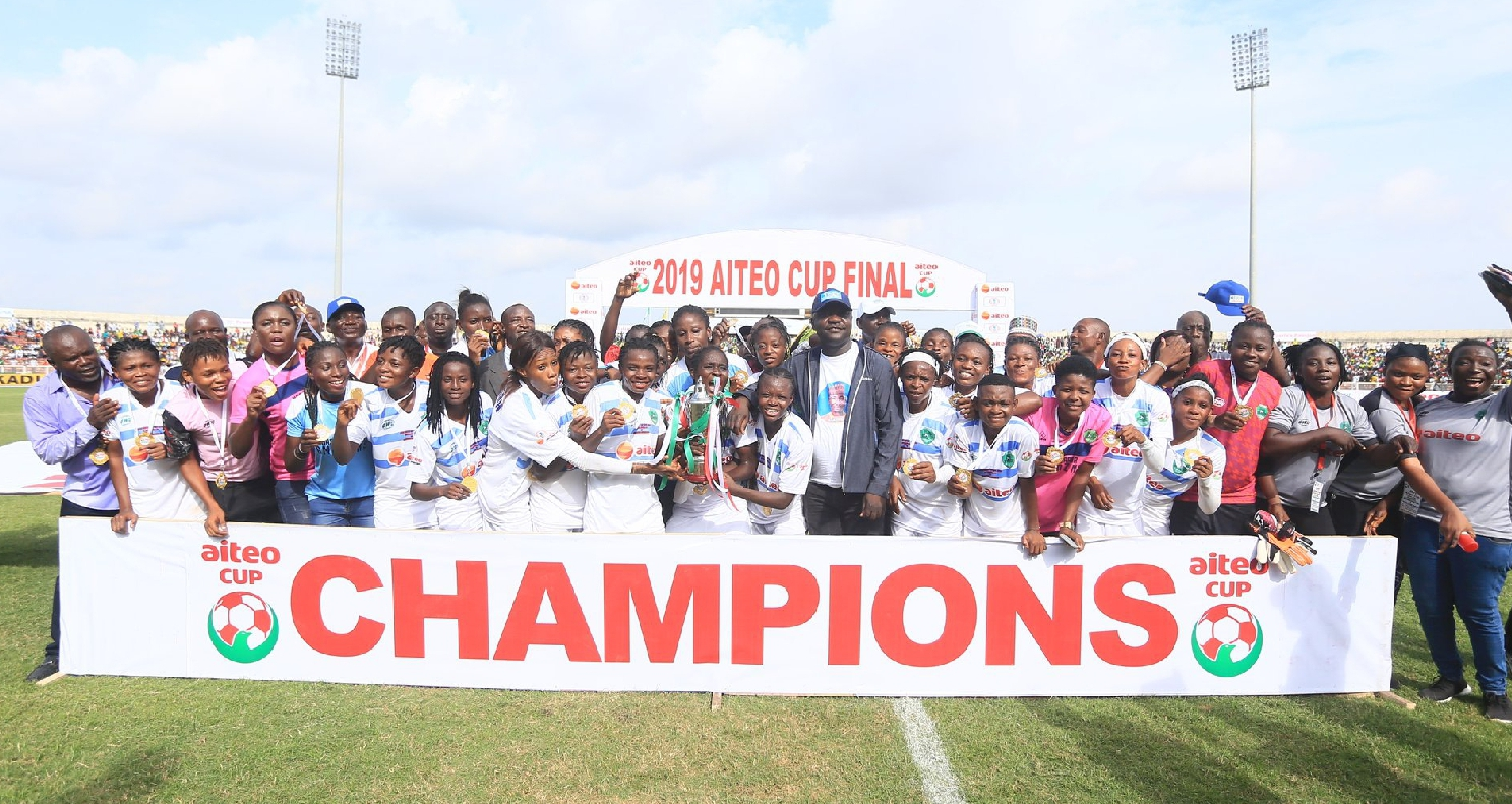 Women Aiteo Cup 2019: Nasarawa Amazons Edge Out Rivers Angels To Win Title