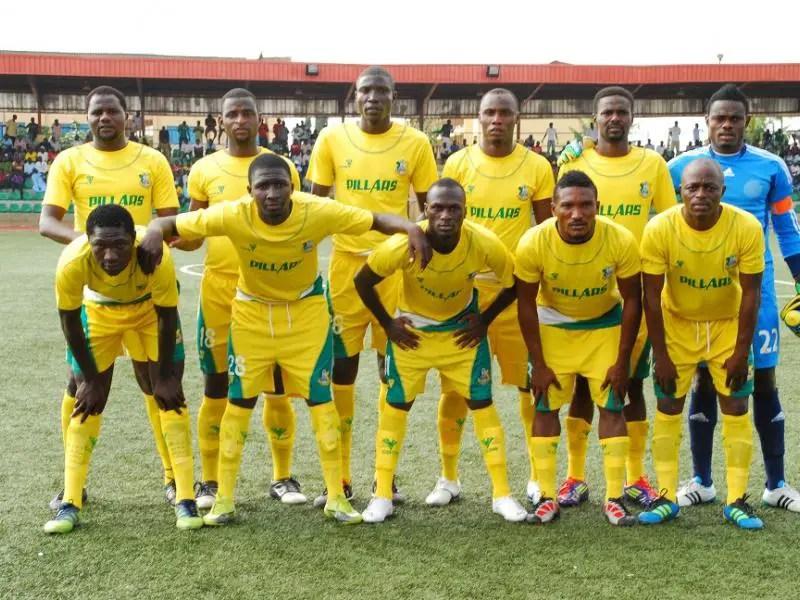 Pillars Coach, Musa: We Won't Lose 2nd Consecutive Aiteo Cup Final