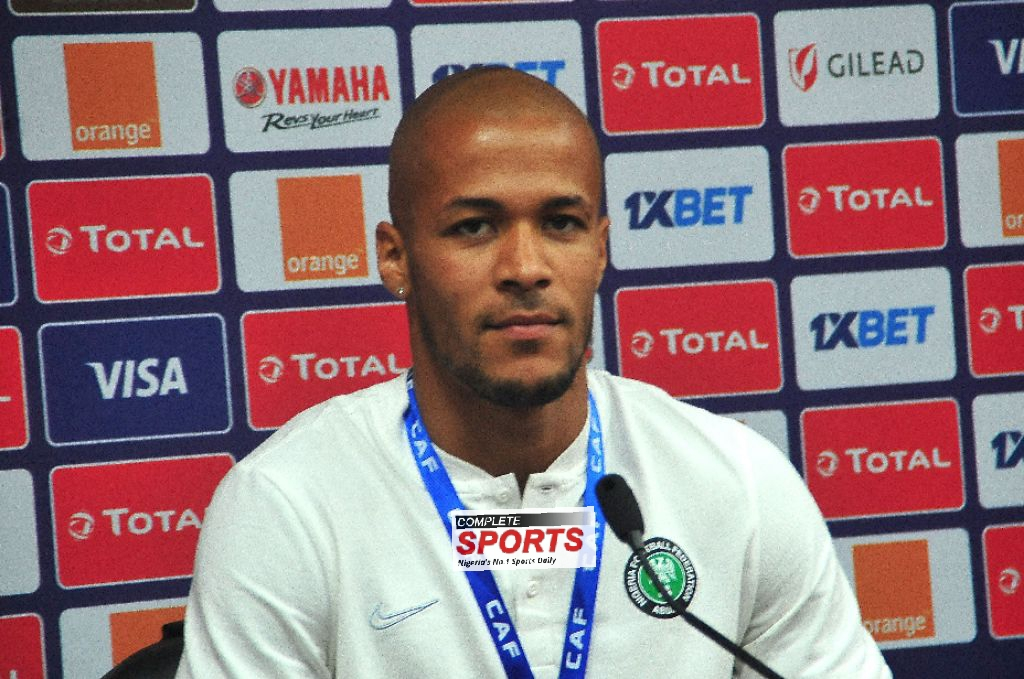 Troost-Ekong: Super Eagles Are Highly Motivated To Beat Cameroon