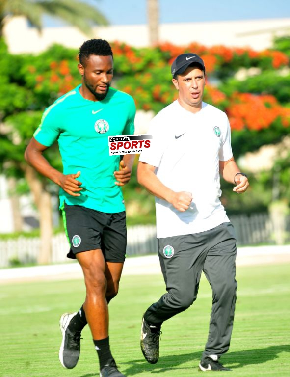 Chukwueze: Super Eagles Will Miss Captain Fantastic Mikel