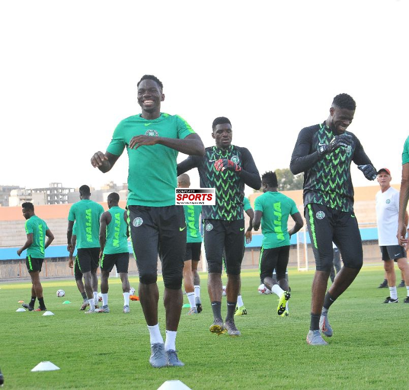 Rohr Hands Uzoho First Start,  Aina Replaces Awaziem Vs Tunisia