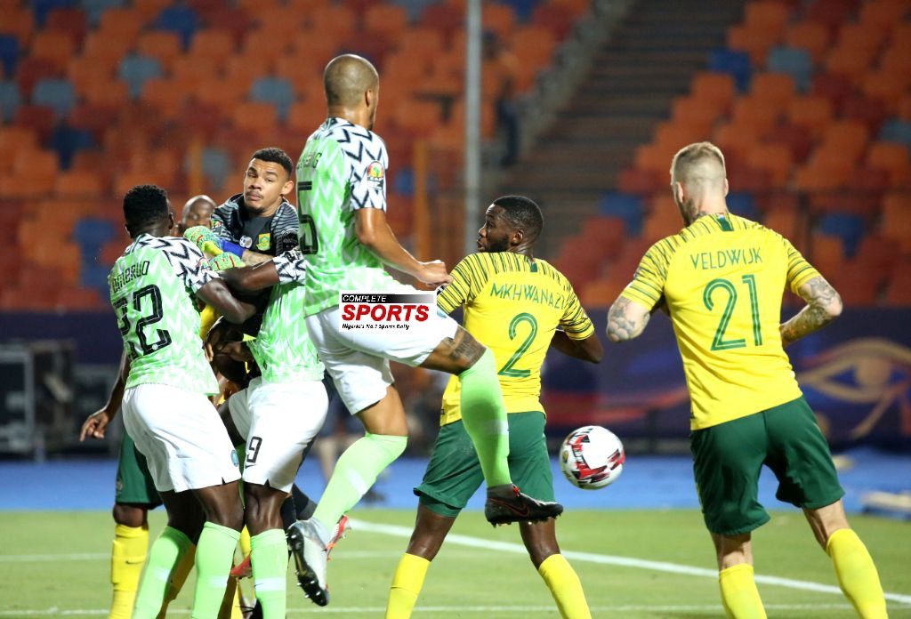 Akwuegbu: Eagles Great Vs Cameroon, South Africa; Have Quality To Win AFCON 2019
