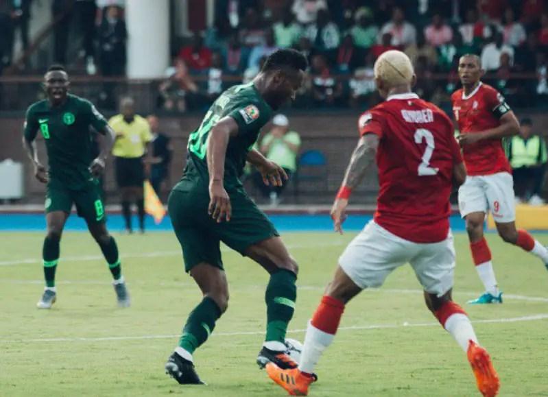 Adepoju: Eagles Failed Against Madagascar Because Of Mikel, Ogu, Etebo Combination