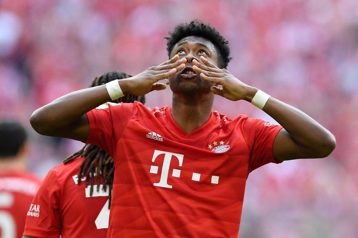 Alaba Focused On Bayern