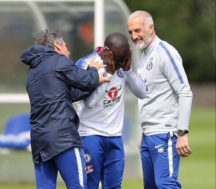 Chelsea Hit By Kante Setback
